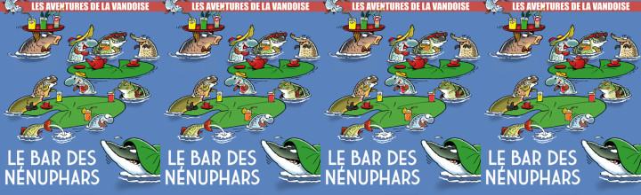 LE BAR DES NÉNUPHARS